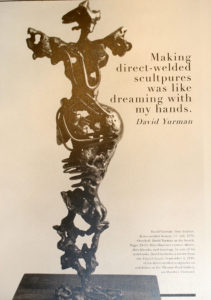 Yurman Sculpture